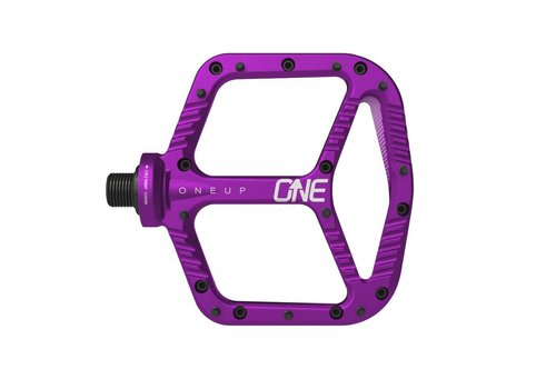 OneUp Components OneUp, Aluminum Pedals, Purple
