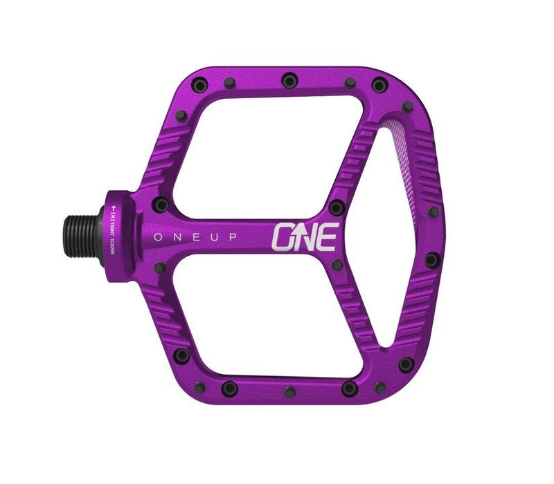 OneUp, Aluminum Pedals, Purple
