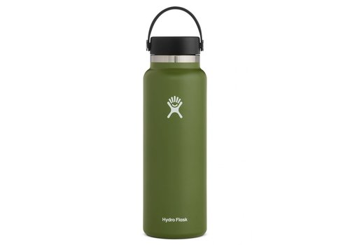 Hydro Flask 40 oz Wide Mouth 2.0 Flex Cap