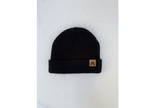 Olodge Olodge Fisherman Beanie - Black