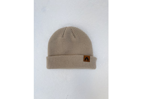 Olodge Olodge Fisherman Beanie - Sand