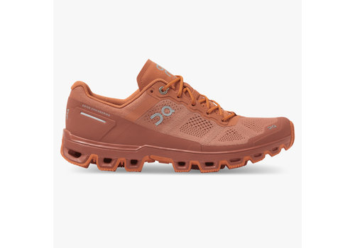 On Running Cloudventure - Women's - Sandstone/Orange