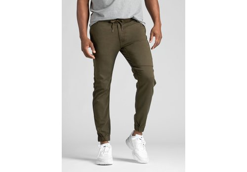 Duer No Sweat Jogger - Army Green