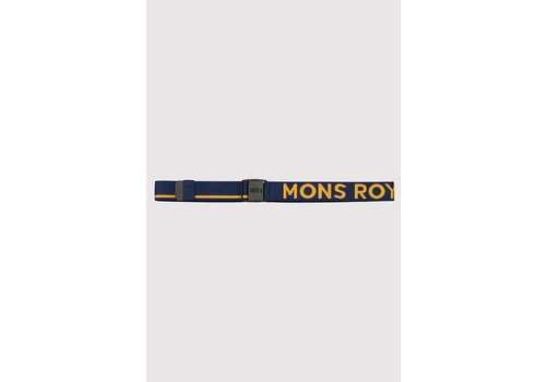 MonsRoyale Mons Belt - Navy / Honey