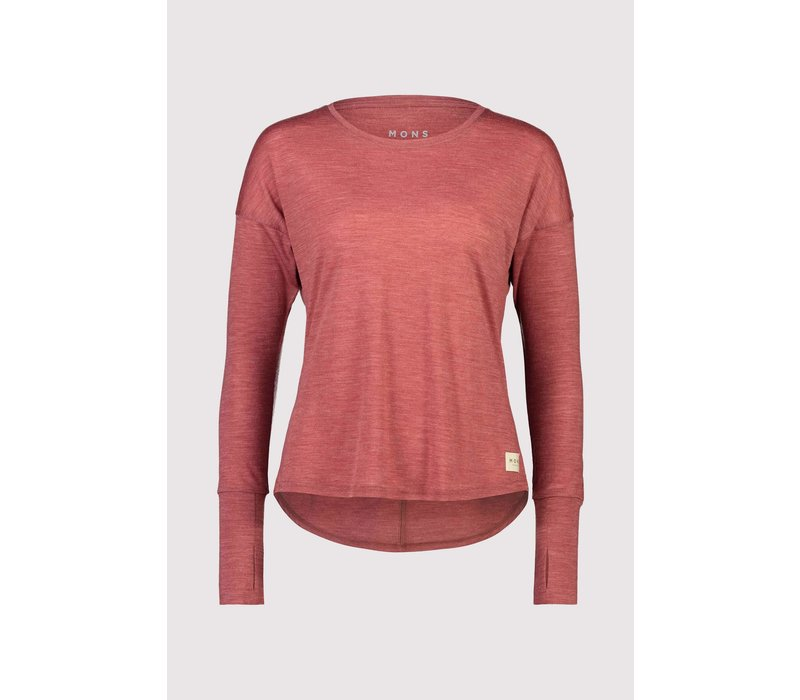 W's Estelle Relaxed LS