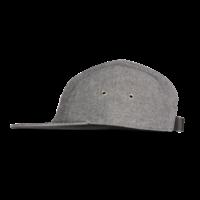 5 Panel Cap - U Grey