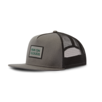 Crew Cap - U Grey