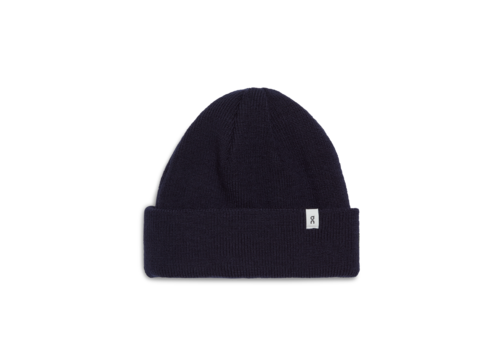 On Running Merino Beanie U - Navy