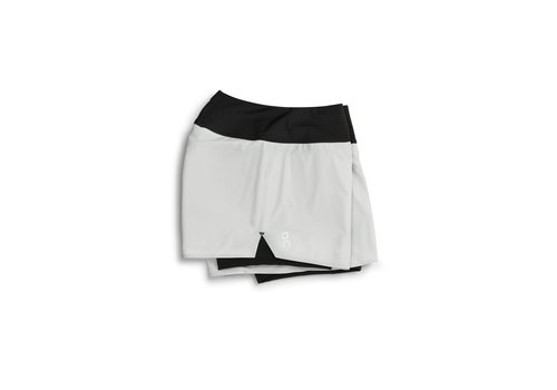 On Running Running Shorts Women's - Glacier/Black