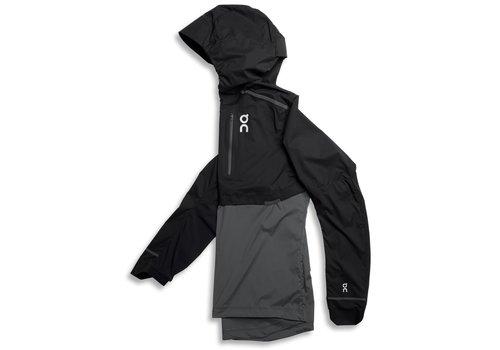 On Running Weather Jacket Men's - Black/Shadow