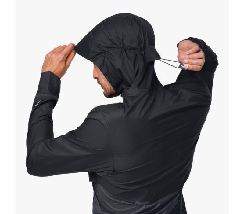 Weather Jacket Men's - Black/Shadow