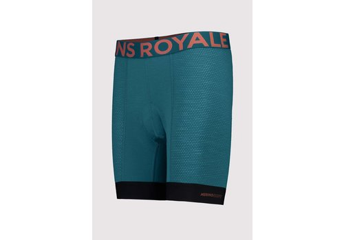 MonsRoyale W's Epic Bike Short Liner - Deep Teal