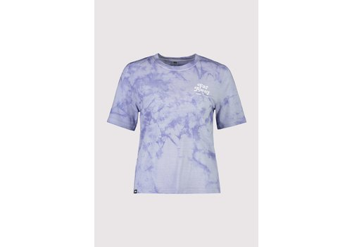 MonsRoyale W's Icon Relaxed Tee - Tie Dyed Lilac