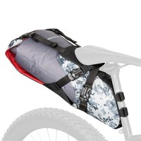 Outpost Seatpack W/Drybag - Grey Digicamo