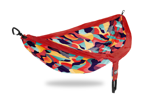 ENO DoubleNest Print -  Retro Red