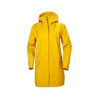 W Moss Rain Coat