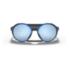 OAKLEY Clifden - Matte Translucent Blue W/ Prizm Deep Water Polarized