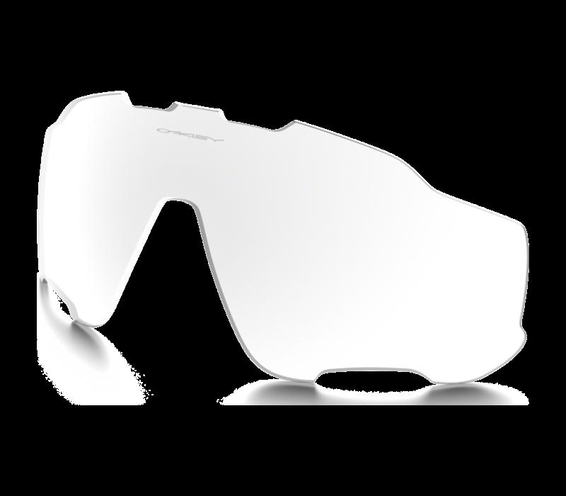 Replacement Lens - Jawbreaker -  Clear