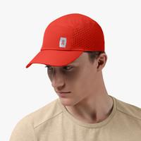 Lightweight Cap U - Orange