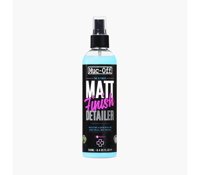 Matt Finish Detailer - 250ml