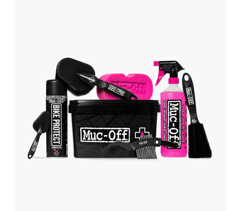 8-in-1 Bicycle Cleaning Kit