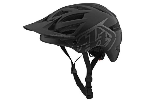 Troy Lee Designs A1 Mips Helmet Classic - Black