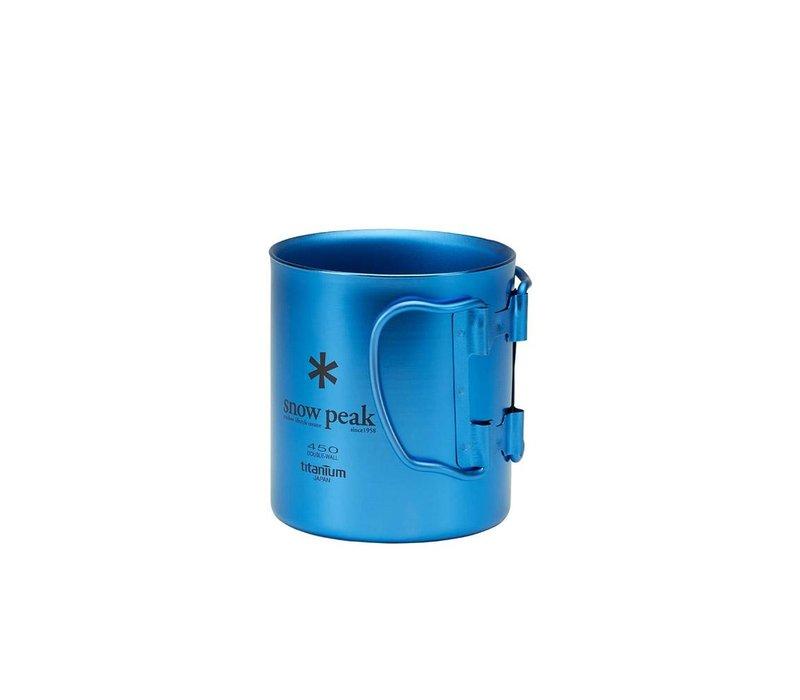 Ti-Single 450 Colored Cups - Blue