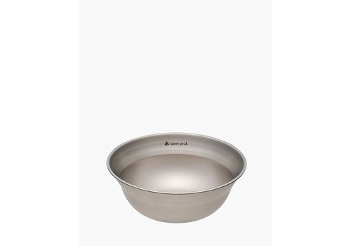 Snow Peak SP Tableware Bowl - Small