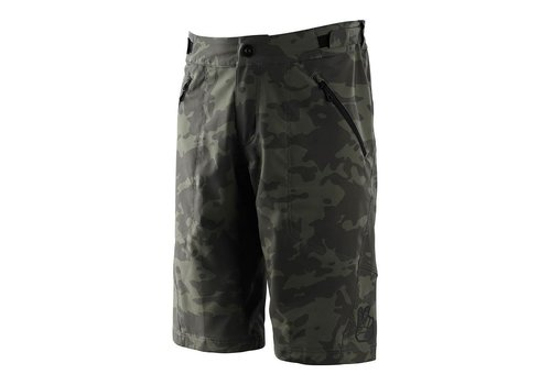 Troy Lee Designs Flowline Short - Camo Green