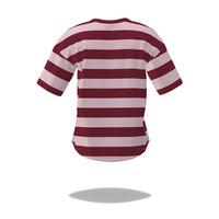WNSBTShirt - Stripe - Rosebars