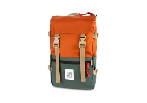 Topo Designs Rover Pack - Clay/Forest