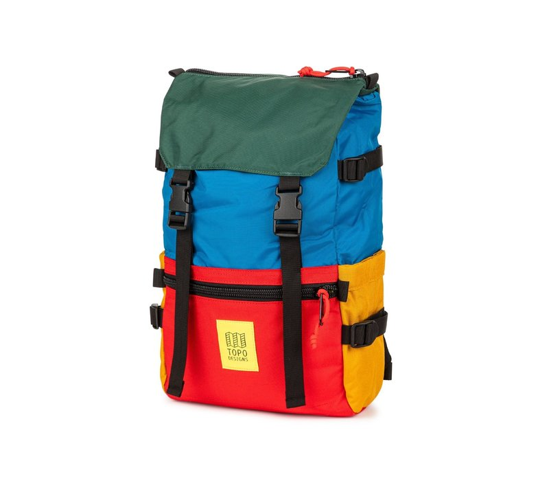 Rover Pack - Blue/Red/Forest