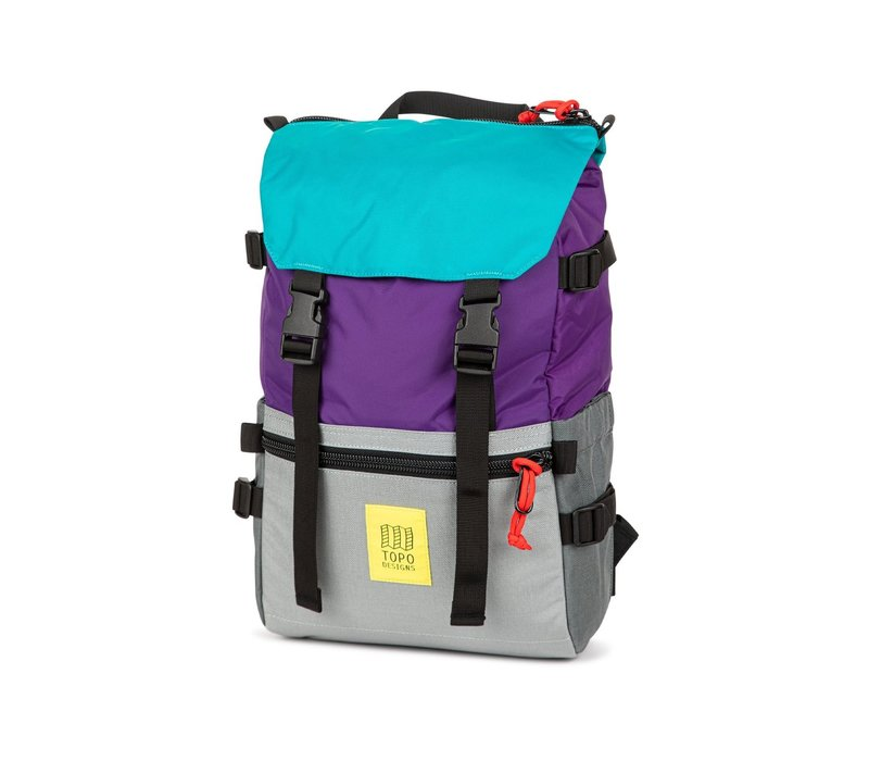 Rover Pack - Purple/Silver/Turquoise