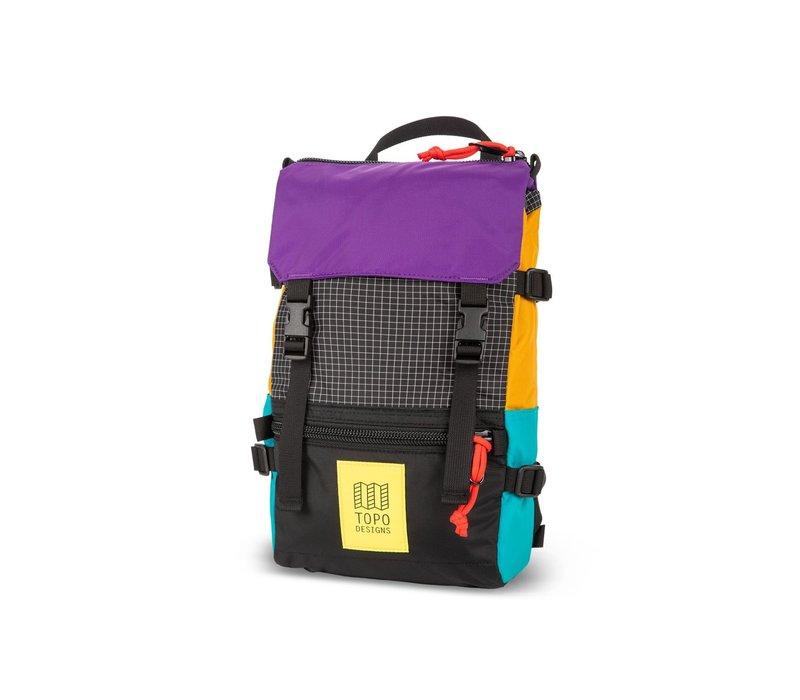 Rover Pack Mini - Ripstop/Black/Purple