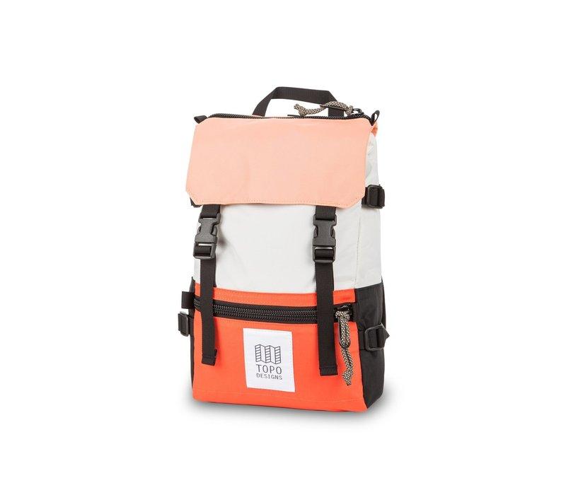 Rover Pack Mini - Natural/Hot Coral/Peach