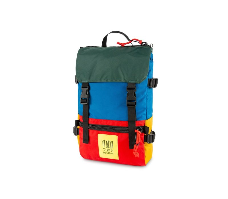 Rover Pack Mini - Blue/Red/Forest
