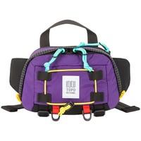 Subalpine Hip Pack - Purple/Black Ripstop