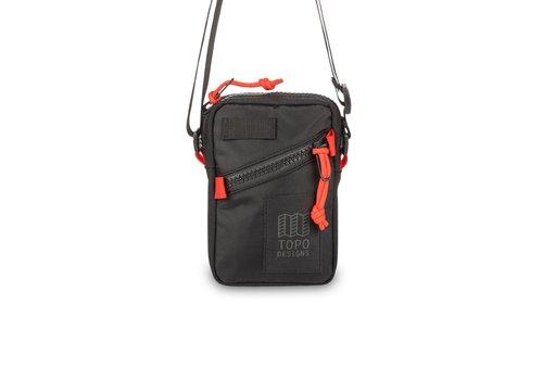 Topo Designs Mini Shoulder Bag - Black