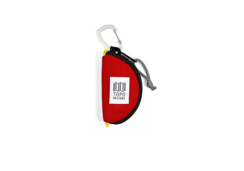 Topo Designs Taco Bag - Red