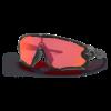 OAKLEY Jawbreaker Matte Black w/ Prizm Trail Torch