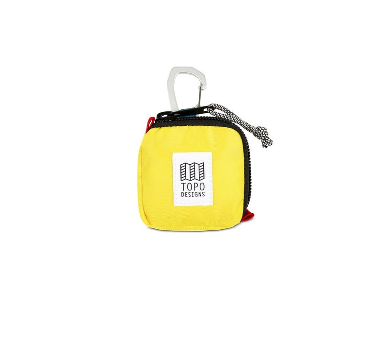 Square Bag - Yellow
