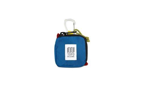 Topo Designs Square Bag - Blue