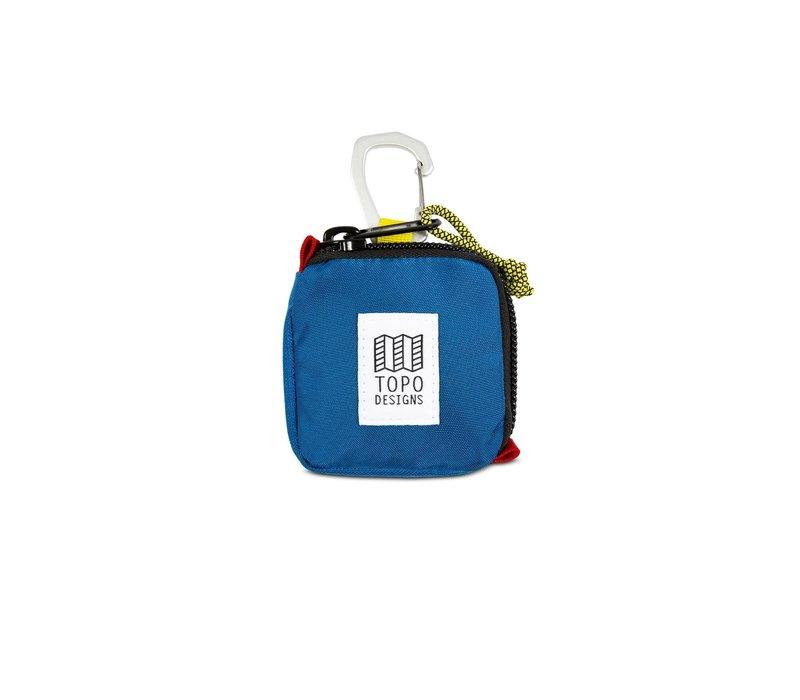 Square Bag - Blue