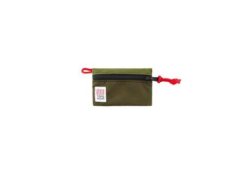 Topo Designs Accessory Bags Micro - Olive/Olive