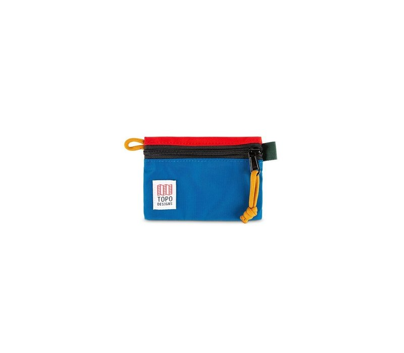 Accessory Bags Micro - Blue/Red
