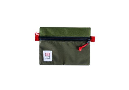 Topo Designs Accessory Bags - Medium - Olive