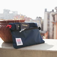 Accessory Bag - Small - Blue/Red