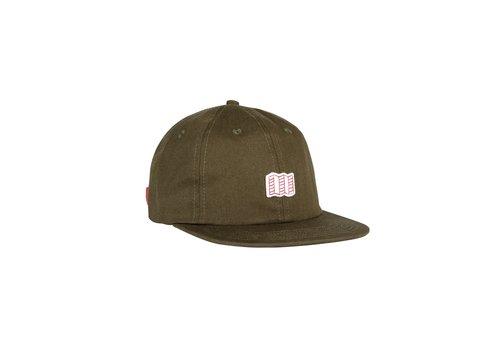 Topo Designs Mini Map Hat - Olive