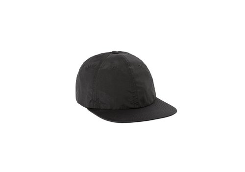 Topo Designs Nylon Ball Cap -  Black
