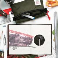 Accessory Bag - Micro - Olive
